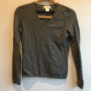 Bloomingdales 100% Cashmere Sweater